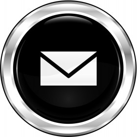 Email button black