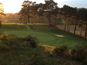 Parkstone Golf Club - 7th hole