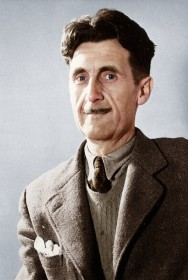 George Orwell from http://www.counter-currents.com